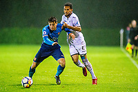 Monday 20 November 2017<br /> Pictured: <br /> Re: Swansea City U23 v Arsenal U23 Premiere League 2 match at the Landore Training Facility, Swansea, Wales UK