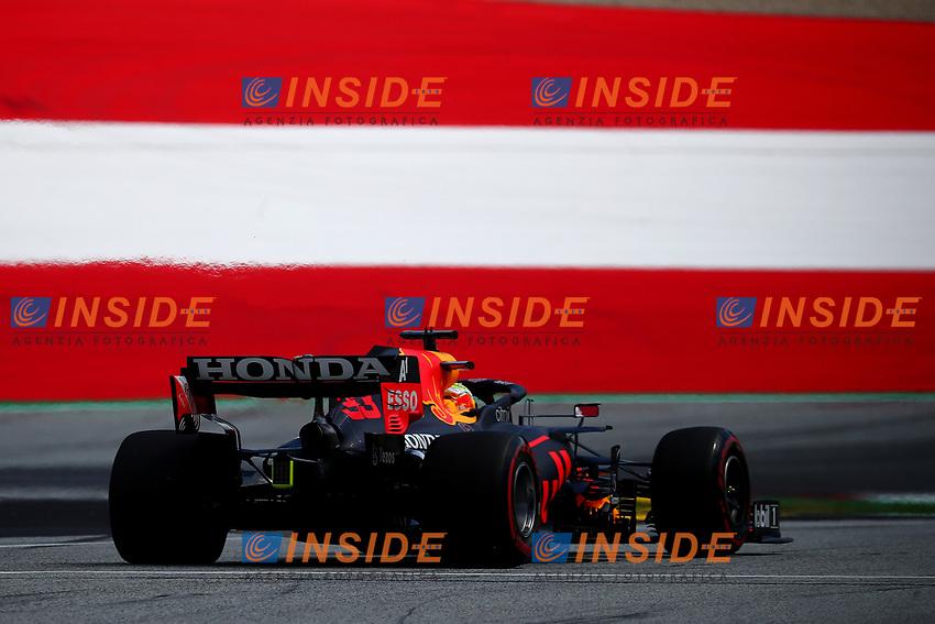 #33 Max Verstappen RedBull Racing Honda. Formula 1 World championship 2021, Styrian GP 2021, 26 June 2021<br /> Photo Federico Basile / Insidefoto