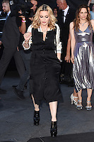 """Madonna<br /> at the Special Screening of The Beatles Eight Days A Week: The Touring Years"""" at the Odeon Leicester Square, London.<br /> <br /> <br /> ©Ash Knotek  D3154  15/09/2016"""