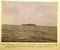 BNPS.co.uk (01202) 558833<br /> Pic: Charles Miller/BNPS<br /> <br /> One of Taprell Dorling's images of a Chinese fort<br /> <br /> A fascinating photo album compiled by a British naval officer on tour in the Far East at the turn of the 20th century has come to light.<br /> <br /> Taprell Dorling served on the HMS Terrible in 1900 at the start of an over 30 year career at sea.<br /> <br /> The album, containing 74 photos, has emerged for sale with auctioneers Charles Miller, of London, with an estimate of £3,000.