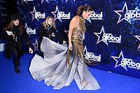 Myleene Klass<br /> arriving for the Global Awards 2018 at the Apollo Hammersmith, London<br /> <br /> ©Ash Knotek  D3384  01/03/2018