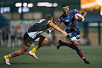 Penguin International vs UBB Gavekal during the Cup Final as part of the GFI HKFC Rugby Tens 2017 on 06 April 2017 in Hong Kong Football Club, Hong Kong, China. Photo by Juan Manuel Serrano / Power Sport Images