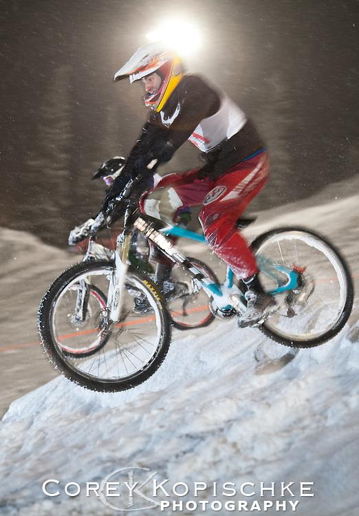 WC dual slalom night events