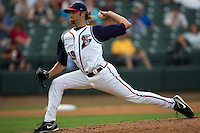 Muecke, Josh 3165.jpg.  PCL baseball featuring the New Orleans Zephyrs at Round Rock Express  at Dell Diamond on June 19th 2009 in Round Rock, Texas. Photo by Andrew Woolley.