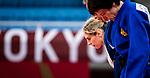 Priscilla Gagné, Tokyo 2020 - Para Judo // Parajudo.<br /> Priscilla Gagné competes against Ramona Brussig (GER) in the women's 52kg judo semifinal // Priscilla Gagné affronte Ramona Brussig (GER) en demi-finale du judo féminin 52kg. 27/08/2021.