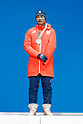 PyeongChang 2018 Paralympics: Cross-Country Skiing: Men's Sprint 1.5km Medal Ceremony