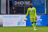 goalkeeper Koffi Herve (16) of Sporting Charleroi pictured during a friendly soccer game between Zulte Waregem and Sporting Charleroi during the preparations for the 2021-2022 season , on Saturday 10 th of July 2021 in Ingelmunster , Belgium . PHOTO STIJN AUDOOREN   SPORTPIX