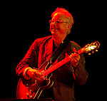 """Bill Frisell plays John Lennon at the Vogue Theatre. Bill Frisell plays John Lennon """"All We Are Saying"""" at The Vogue Theatre with Greg Leisz, Tony Scherr and Kenny Wollesen."""
