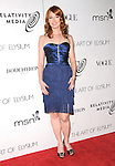 """Alicia Witt at Art of Elysium 3rd Annual Black Tie charity gala '""""Heaven"""" held at 990 Wilshire Blvd in Beverly Hills, California on January 16,2010                                                                   Copyright 2009 DVS / RockinExposures"""