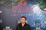 "Eduard Fernandez attends to the presentation of the spanish film "" 1898. Los ultimos de Filipinas"" at Naval Museum in Madrid, Spain. November 28, 2016. (ALTERPHOTOS/BorjaB.Hojas)"