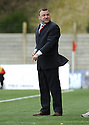 16/03/2008    Copyright Pic: James Stewart.File Name : sct_jspa13_hamilton_v_dundee.HAMILTON BOSS BILLY REID WATCHES HIS SIDE AGAINST DUNDEE.James Stewart Photo Agency 19 Carronlea Drive, Falkirk. FK2 8DN      Vat Reg No. 607 6932 25.Studio      : +44 (0)1324 611191 .Mobile      : +44 (0)7721 416997.E-mail  :  jim@jspa.co.uk.If you require further information then contact Jim Stewart on any of the numbers above........