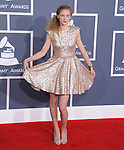 Greta Bech attends The 54th Annual GRAMMY Awards held at The Staples Center in Los Angeles, California on February 12,2012                                                                               © 2012 DVS / Hollywood Press Agency