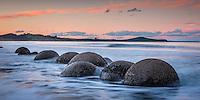 Moeraki Boulders, Shag Point, Oamaru Photos