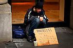 USA - NEW YORK - City council to challenge homeless proposal