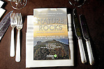 A place setting at the Nature Conservancy's Nature Rocks  Gala at the Houston Polo Club Thursday Oct. 22,2015.(Dave Rossman photo)