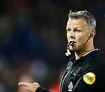 Nederland, Rotterdam, 11 mei 2015<br /> Eredivisie<br /> Seizoen 2014-2015<br /> Feyenoord-Vitesse<br /> Scheidsrechter Bjorn Kuipers