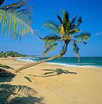 Sri Lanka, South coast near Tangalle: secluded beach | Sri Lanka, Suedkueste bei Tangalle: einsamer Strand