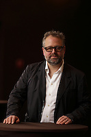 Alexandre Taillefer, managing partner, xpnd, speeak at the canadian club of montreal,<br />  April 18, 2016 at.<br /> <br /> Photo : Pierre Roussel - Agence Quebec Presse<br /> <br /> <br /> <br /> <br /> <br /> <br /> <br /> <br /> .