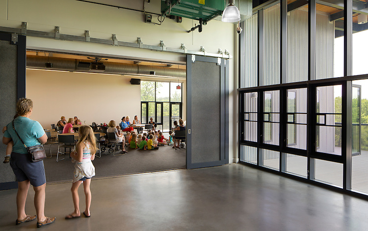 Batelle Darby Creek Metro Park Nature Center | DesignGroup