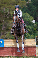 NZL-Andina Bailey rides Ragnaar. The CCN 95-S. 2021 NZL-Troy Wheeler Contracting Springbush Horse Trial. Hunua, Auckland. Sunday 7 February. Copyright Photo: Libby Law Photography