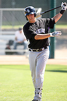 Mark Tracy - Colorado Rockies - 2010 Instructional League.Photo by:  Bill Mitchell/Four Seam Images..