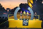 Stage 2 TTT from Bruxellles to Brussel of the 106th Tour de France, 7 July 2019. Photo by Thomas van Bracht / PelotonPhotos.com   All photos usage must carry mandatory copyright credit (Peloton Photos   Thomas van Bracht)