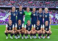 Aug 09 - USA vs Japan
