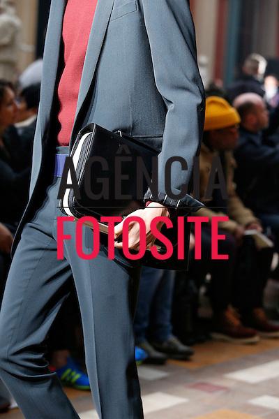 Paris, Franca – 01/2014 - Desfile de Lanvin durante a Semana de moda masculina de Paris - Inverno 2014. <br /> Foto: FOTOSITE