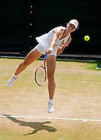 29-6-09, England, London, Wimbledon, Elena Dementieva