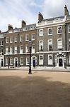 Bedford Square, Bloomsbury,  London WC1 England UK.