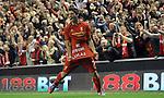 Liverpool v Heart of Midlothian 30.08.2012