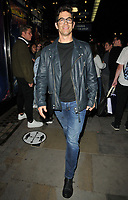 """Adam Garcia at the """"Back to the Future The Musical"""" press night, Adelphi Theatre, The Strand, on Monday 13th September 2021 in Londomn, England, UK. <br /> CAP/CAN<br /> ©CAN/Capital Pictures"""