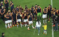 Despedida a la Selección Colombia en El Campín, a Brasil 23-04-2014