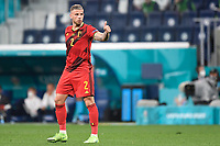 ST PETERSBURG, RUSSIA - JUNE 12 :  Toby Alderweireld defender of Belgium pictured during the 16th UEFA Euro 2020 Championship Group B match between Belgium and Russia on June 12, 2021 in St Petersburg, Russia, 12/06/2021 <br /> Photo Photonews / Panoramic / Insidefoto <br /> ITALY ONLY