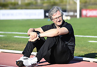 20200307  Parchal , Portugal : Belgian Doctor Kris Vanderlinden pictured during the female football game between the national teams of Belgium called the Red Flames and Portugal on the second matchday of the Algarve Cup 2020 , a prestigious friendly womensoccer tournament in Portugal , on saturday 7 th March 2020 in Parchal , Portugal . PHOTO SPORTPIX.BE | DAVID CATRY
