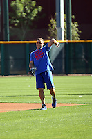 Anthony Rizzo - Chicago Cubs 2016 spring training (Bill Mitchell)