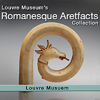 Romanesque Artefacts - Louvre Museum - Pictures & Images