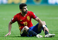 Spain's Diego Costa during FIFA World Cup 2018 Qualifying Round match. March 24,2017.(ALTERPHOTOS/Acero) /NortePhoto.com