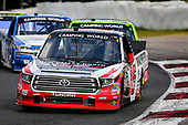 NASCAR Camping World Truck Series<br /> Chevrolet Silverado 250<br /> Canadian Tire Motorsport Park<br /> Bowmanville, ON CAN<br /> Sunday 3 September 2017<br /> Ryan Truex, Don Valley North Toyota / Weins Canada Toyota Tundra<br /> World Copyright: Barry Cantrell<br /> LAT Images