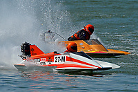27-M, 55-M       (Outboard hydroplanes)