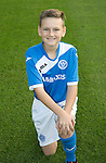 St Johnstone Academy Under 13's…2016-17<br />Evan Wolecki<br />Picture by Graeme Hart.<br />Copyright Perthshire Picture Agency<br />Tel: 01738 623350  Mobile: 07990 594431