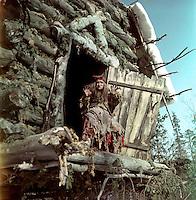 "Filmstill ""Morozko"" (1964) USSR; Director: Aleksandr Rou; Stars: Georgiy Millyar;  / Кадр из фильма ""Морозко"" (1964) СССР; Режиссёр: Александр Роу; В ролях: Георгий Милляр;"
