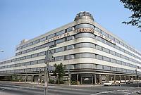 Washington D.C. : Hecht Co. Warehouse, 1401 N.Y. Ave. NE, 1937. Abbot, Merkt & Co. of New York. Photo '85.