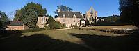 Europe/France/Bretagne/22/Côtes d'Armor/Env de Paimpol: Abbaye de Beauport (XIIIème)