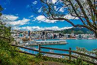 151019 Wellington City Landmarks