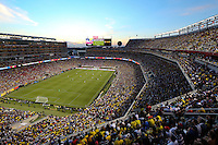 Santa Clara, CA - Friday June 03, 2016: Levi's Stadium during a Copa America Centenario Group A match between United States (USA) and Colombia (COL) at Levi's Stadium.