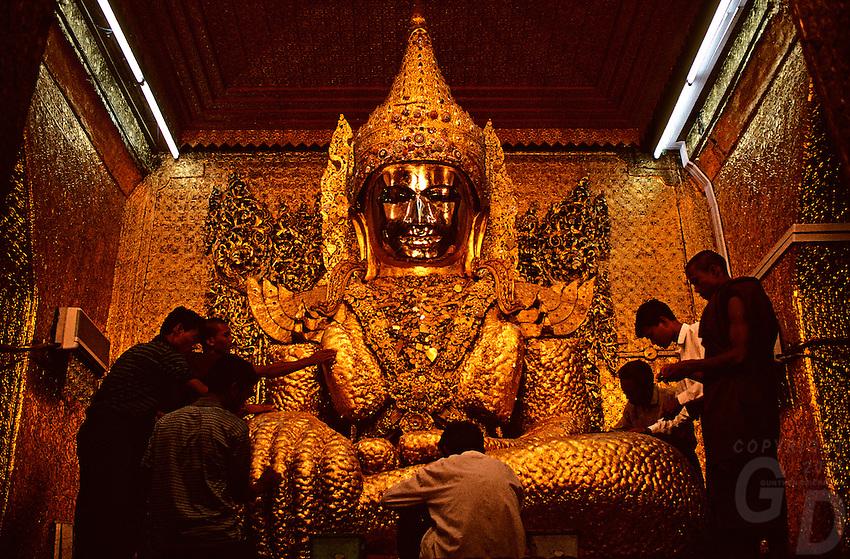 MAHA MUNI BUDDHA