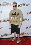Perez Hilton backstage at The 102.7's KIIS-FM's Wango Tango 2009 held at The Verizon Wireless Ampitheatre in Irvine, California on May 09,2009                                                                     Copyright 2009 Debbie VanStory / RockinExposures