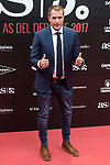 Manu Carreno attends to photocall of 50th anniversary sport newspaper As in Madrid, Spain. December 04, 2017. (ALTERPHOTOS/Borja B.Hojas)