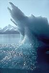 Alaska, Iceberg, Glacier Bay National Park, Southeast Alaska,